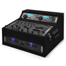 Pack Son 2 CD,Mix, 2 enceintes 300 watts amplifiées