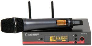 Micro HF Senheiser ew 135 g3 EW 100-935 G3 PLAN C (734-776MHz)