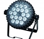 PACK LIGHT DÉCO SLIM LED: 8 PAR LED RGB