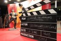 Clap cinéma géant personnalisable à votre événement !