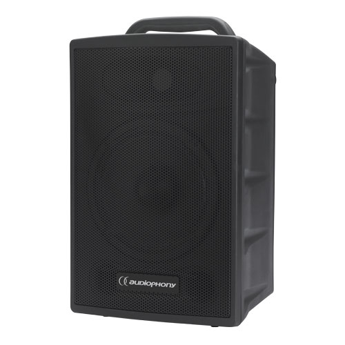 Enceinte batterie Runner 100 w MP3 + pied + 1 HF