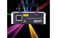 Laser Power SATURNE 500 RGB MK2