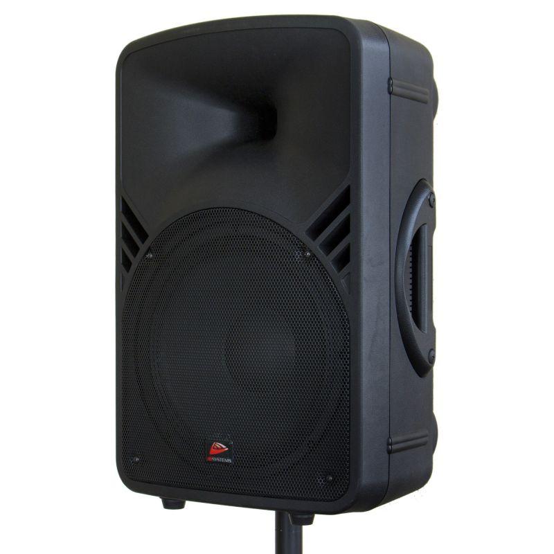 JB SYSTEMS PPA-121 ENCEINTE ACTVE MP3/FM