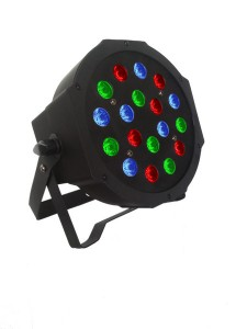 PACK LIGHT DECO ECO: 6 PAR LED RGB