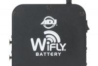 ADJ Wifly BATTERY la solution sans fil pour vos lumières