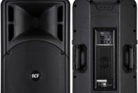 RCF ART 310-A MKIII – la paire