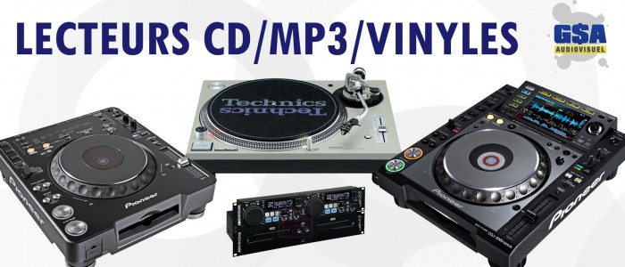 cd mp3 vinyles copie