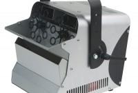 Machine à bulles double ventilos