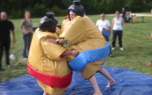 Kit costumes Sumo