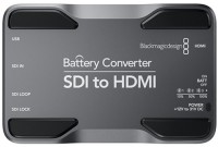 Blackmagic SDI-Hdmi Batterie