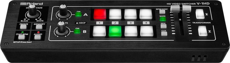 Mixage video HDMI V 1 HD Roland