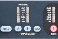 Processeur numérique BSS Audio Minidrive DS334