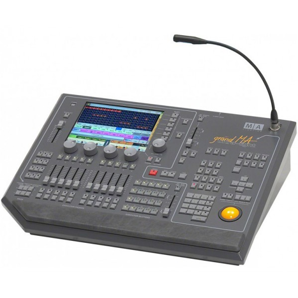Console dmx ma lighting – ultra light