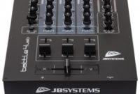 Table de mixage JB SYSTEMS Mixer DJ, 9 entrées