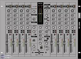 Table de mixage AMIX RMC 85