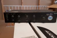 Amplificateur 100 Volts Philips
