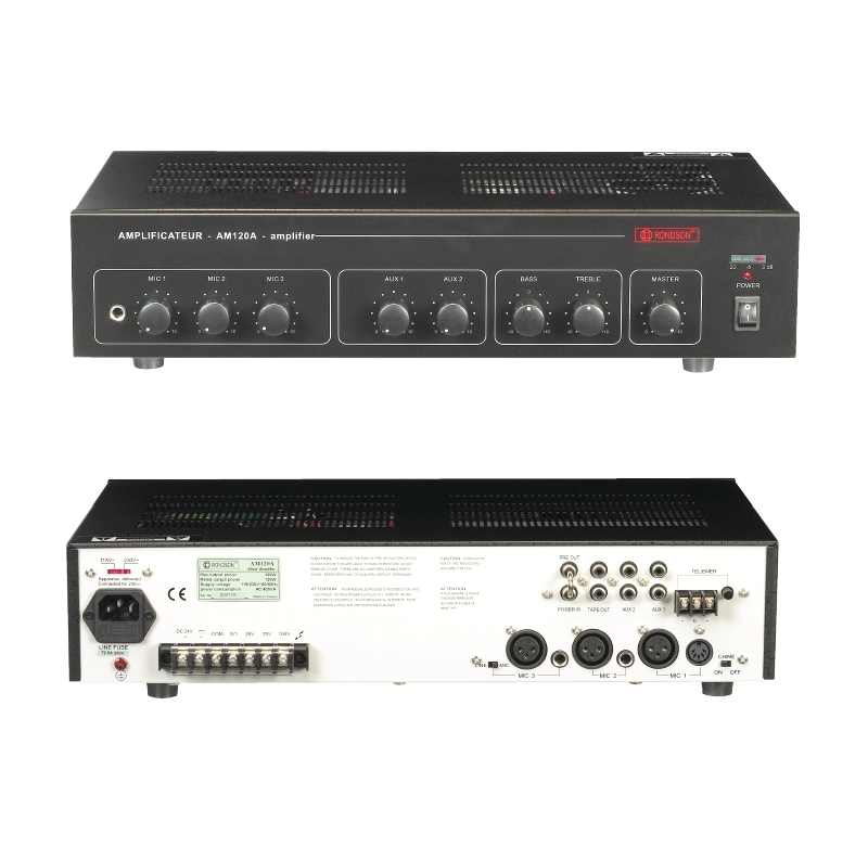 Amplificateur 100 Volts Rondson