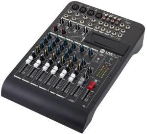Pack Ramsa WS-A200 – la paire + 1 amplificateur Yamaha + 1 mix et 1 HF