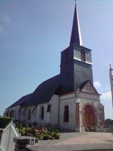 Eglise de Blaqueville