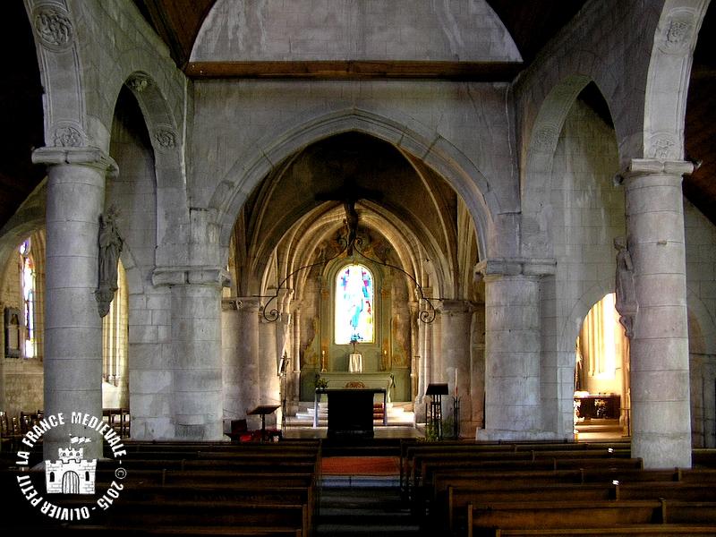 Eglise de Saint Wandrille