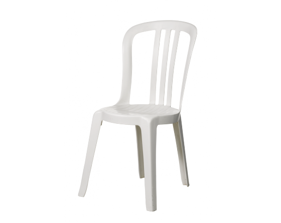 CHAISES BLANCHES GROSFILLEX