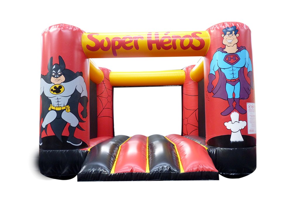 CHATEAU SUPER HERO
