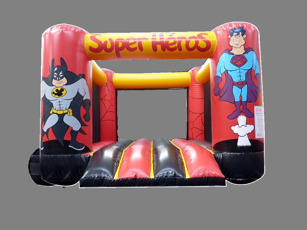 CHATEAU SUPER HERO