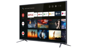 TV 75 pouces (190 cm) Android TV TCL 75EP662
