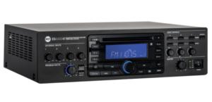 ES 3323 II MIXEUR/AMPLIFICATEUR 3 ZONES ET LECTEUR MP3 CD/USB/BLUETOOTH