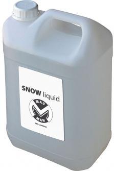 Liquide pour machine à neige bidon de 5 L