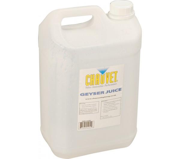 Liquide pour machine Geyser de type Chauvet bidon de 5 Litres