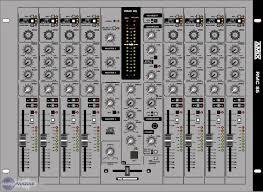 Table de mixage AMIX RMC 85