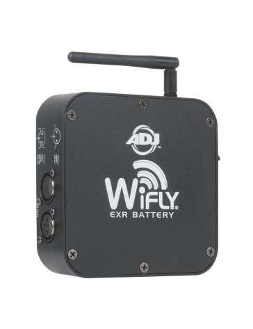 ADJ WiFly EXR BATTERY Emetteur récepteur DMX sans fil sur batterie