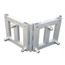 ANGLE VARIABLE POUR STRUCTURES ALU ASD 30 CM