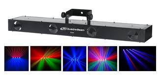 JB Systems LED QUADRA BEAM