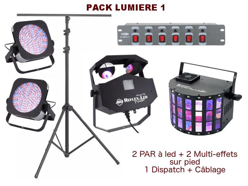 PACK LIGHT DJ DISCOUNT 1