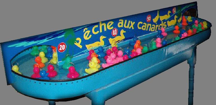 PECHE AUX CANARDS