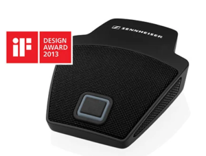 Microphones d'installation SpeechLine Wired