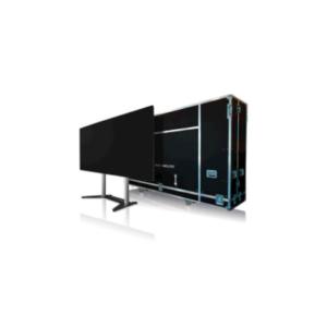 Support sol et caisson de transport OPTOMA QUADShow pour écran Quad LED FHDQ130